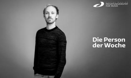 Die Person der Woche: Herbert Frieser