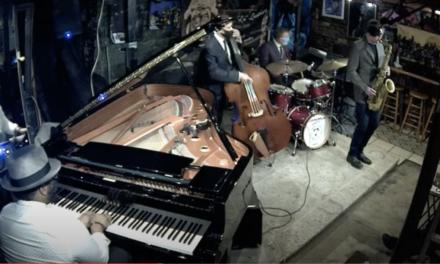 Joe Farnsworth Quartet in Concert