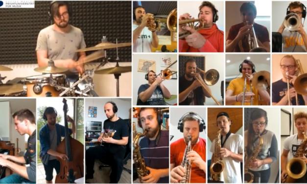 GMPU Jazz-Orchestra Unstablemates
