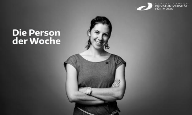 Die Person Der Woche: Cornelia Doppelhofer