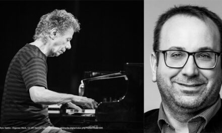 Duo Improvisation mit Chick Corea