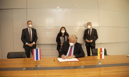 GMPU beschließt Kooperation mit thailändischer Uni