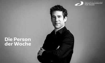Die Person der Woche: Florian Berner