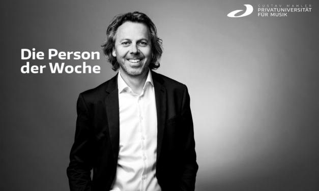 Die Person der Woche: Thomas Wallisch-Schauer