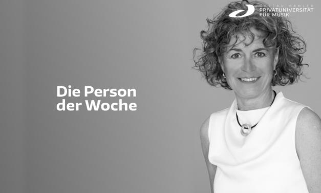 Person der Woche: Chiara Percuzzi