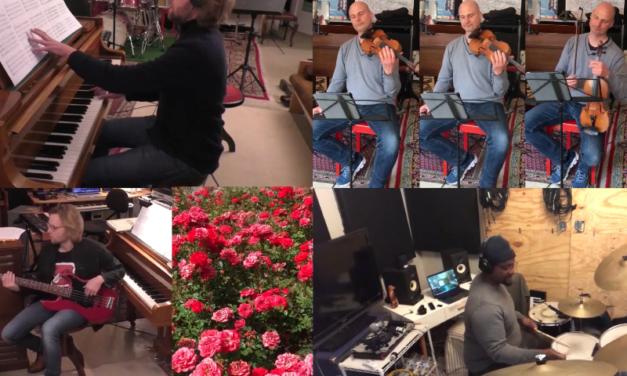 Musikvideoproduktion mit Max Grosch