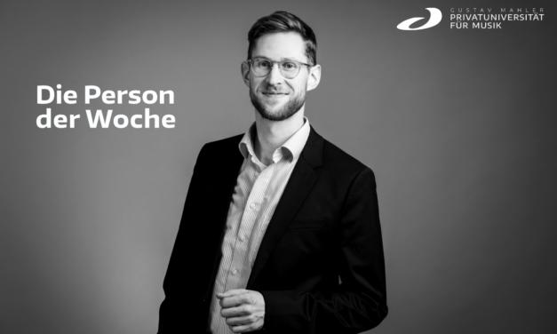 Die Person der Woche: Martin Fuchsberger