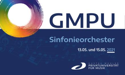 GMPU-Sinfonieorchesterkonzert