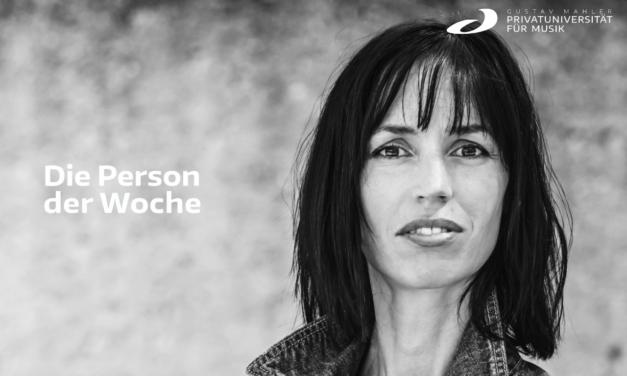 Person der Woche – Annemarie Podesser