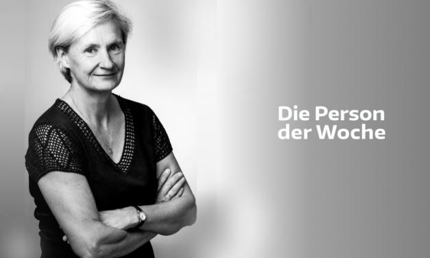 Person der Woche: Ulrike Mattanovich