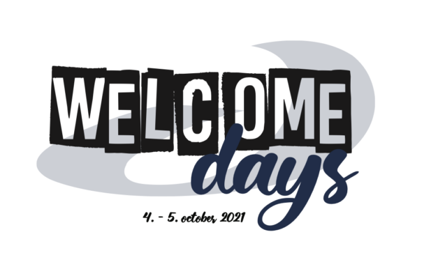4. und 5.10.: Welcome Days an der GMPU